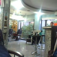 Photo taken at Salon TAM'S by suat k. on 12/1/2012