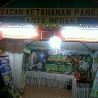 Photo taken at Lapangan Pramuka Cadika Johor by Yuyun S. on 3/26/2013