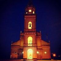 Photo taken at Igreja Santo Antônio by Gustavo L. on 10/7/2015