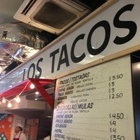 Photo taken at Los Tacos No.1 by chris b. on 6/27/2013