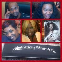 11/16/2012 tarihinde Elle D.ziyaretçi tarafından Admirations Hair It Iz'de çekilen fotoğraf