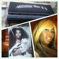 11/9/2012 tarihinde Elle D.ziyaretçi tarafından Admirations Hair It Iz'de çekilen fotoğraf
