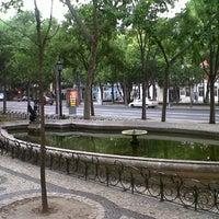 Photo taken at Avenida da Liberdade by José E. on 7/15/2013