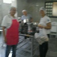 Photo taken at Centro Social São João Batista by Chagas P. on 12/9/2012