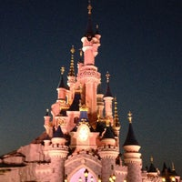 Photo taken at Disneyland® Paris by Dmitry L. on 5/2/2013