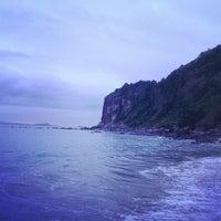 Photo taken at Marine Base Ternate Beach Resort by Chris Angelo D. on 12/1/2013