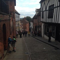 Photo taken at Steep Hill by Mummy Makes C. on 8/23/2014