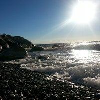 9/5/2013 tarihinde Серега Т.ziyaretçi tarafından Akka Antedon Hotel's Beach'de çekilen fotoğraf