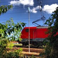 Photo taken at Bahnhof Frankfurt (Oder) by Andreas H. on 8/24/2013
