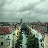 Photo taken at Helene-Nathan-Bibliothek by Andreas H. on 5/25/2013