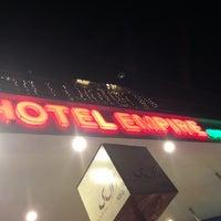 Photo taken at Hotel Empire International by Shiva V. on 12/15/2012