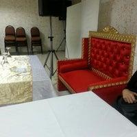 Photo taken at karalar düğün salonu by Rüveyda Ç. on 11/16/2013