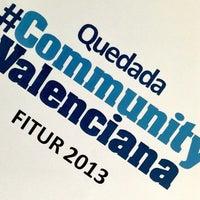Foto tomada en CdT Valencia por Frank M. el 1/23/2013