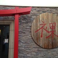 Photo taken at RA Sushi Bar Restaurant by Christina V. on 11/9/2012