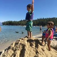 Photo taken at Meeks Bay Resort by Bryan C. on 7/28/2016