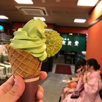 Photo taken at 京煎堂 祇園本店 by 番茄 小. on 4/5/2017
