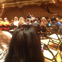 Photo taken at Krannert Center For The Performing Arts by Samantha B. on 12/8/2012