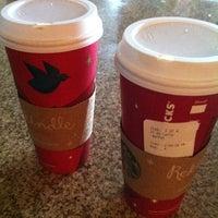 Photo taken at Starbucks by Janet R. on 12/13/2012