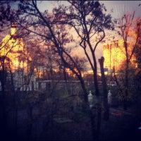 Photo taken at Сквер Воїнів-Інтернаціоналістів by Anna N. on 11/6/2012