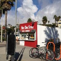 Photo taken at Hot Dog on a Stick by Elizabeth I. on 12/3/2012