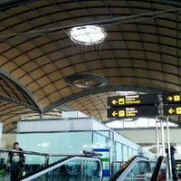 Photo taken at Alicante-Elche Airport (ALC) by LoPavlo on 2/10/2013