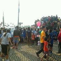 Photo taken at Monas Sektor Barat by Mas G. on 10/6/2013