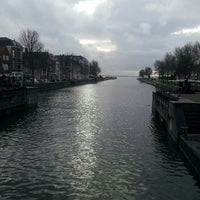Photo taken at Verkeersbrug Oostzanddijk (1881) by Roland d. on 12/7/2013