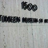Снимок сделан в Timken Museum of Art пользователем Jesse G. 11/4/2012