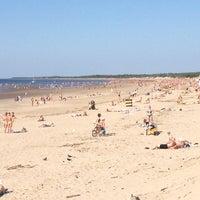 Foto tomada en Ягринский пляж por Rezeda el 6/30/2013