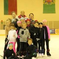 Photo taken at СКФК «Золотой конек» by ⭐Татьяна Р. on 1/28/2013
