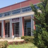 Photo taken at Fen Edebiyat Fakültesi by Dilara U. on 7/30/2013
