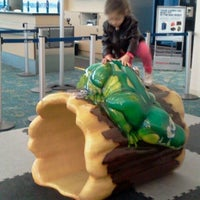 Photo taken at Airside F by Madelynn C. on 11/26/2012