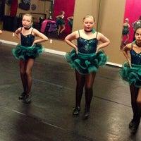 Photo taken at Crystal's Elite Dance Studio by Jennifer F. on 3/2/2013