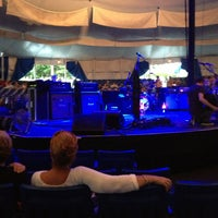 Photo taken at Cape Cod Melody Tent by Candy J. on 7/11/2013