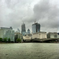 Photo taken at Old Thameside Inn by Caterina C. on 5/24/2013