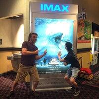 Photo taken at Regal Cinemas Palladium 14 & IMAX by Christopher G. on 6/13/2015