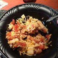 Снимок сделан в Moe's Southwest Grill пользователем Christopher G. 7/14/2013