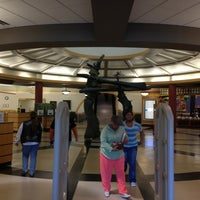 Photo taken at Greensboro Public Library by Christopher G. on 3/30/2013