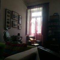 Photo taken at Aveiro Rossio Hostel by Matis P. on 8/27/2013