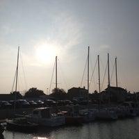 Photo taken at Port d'Ars-en-Ré by Laura M. on 3/31/2013