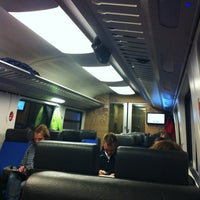 Photo taken at Trein Assen - Groningen by delano z. on 11/13/2012