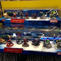 Photo taken at Disney Store by Antonio S. on 9/5/2013