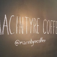 Photo taken at MacIntyre Coffee by Alex M. on 10/30/2013