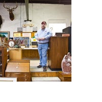 Photo taken at Eaton Auction Center RMEB Inc. Whitley Auction by Eaton Auction Center RMEB Inc. Whitley Auction on 2/20/2014