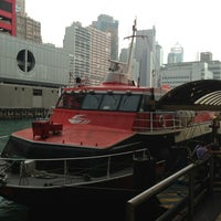 Photo taken at Macau Maritime Ferry Terminal by Дмитрий М. on 2/15/2013