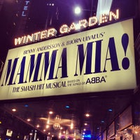 Photo taken at Broadhurst Theatre by Diego F. on 11/3/2012