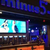 Photo taken at Minus5° Ice Lounge by Jane B. on 11/4/2012