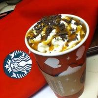 Photo taken at Starbucks by EyeYana R. on 11/4/2012