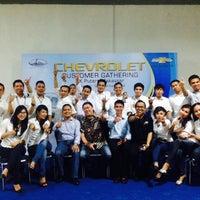 Photo taken at Chevrolet AK Putera - Pettarani by Tan C. on 11/12/2014
