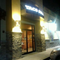 Photo taken at Taco Bell by Samantha P. on 12/23/2012